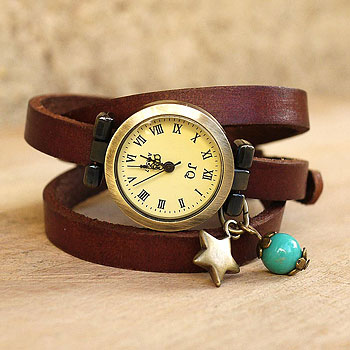 Leather Wrap Watches