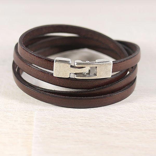 mignonne trouver le prix le plus bas qualité et quantité assurées Bracelet cuir