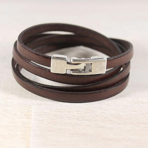 bracelet-cuir-femme-simple-4trs-marron-010
