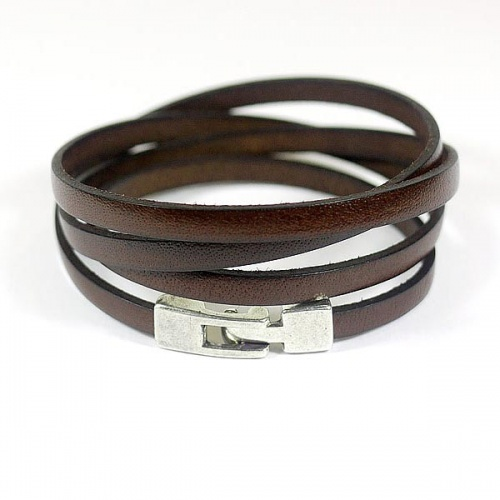bracelet-cuir-femme-simple-4trs-marron-011