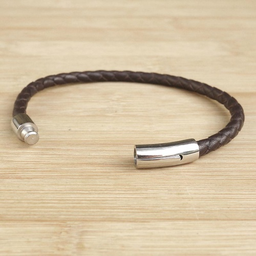 bracelet-cuir-homme-tresse-simple-inox-marron-012